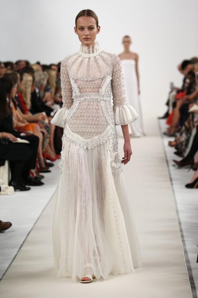 vestido de novia valentino