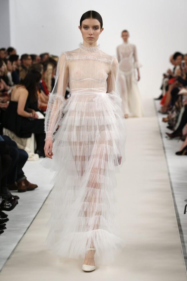 vestido de novia haute couture