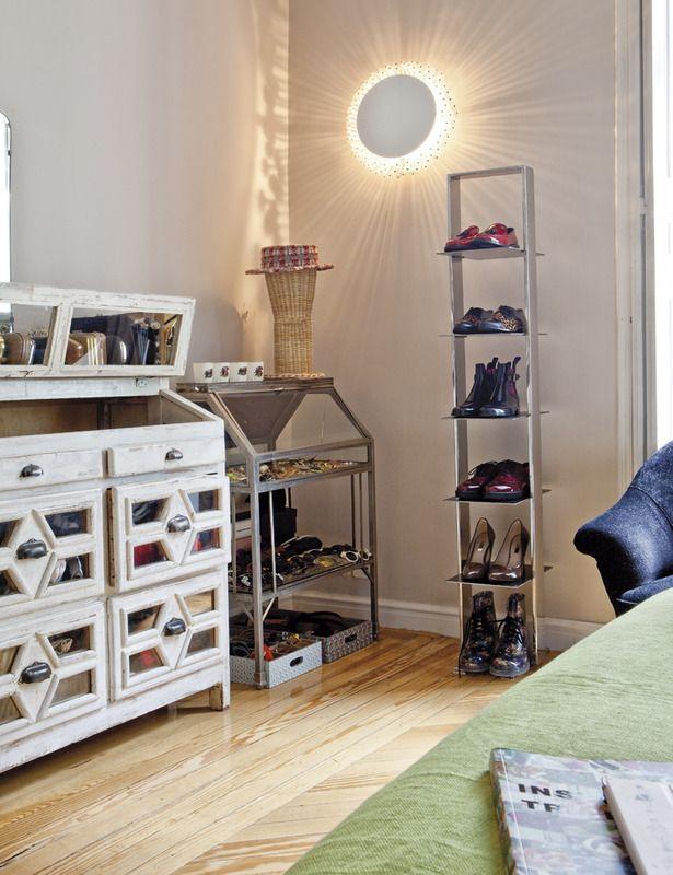 cómoda vintage dormitorio mujer