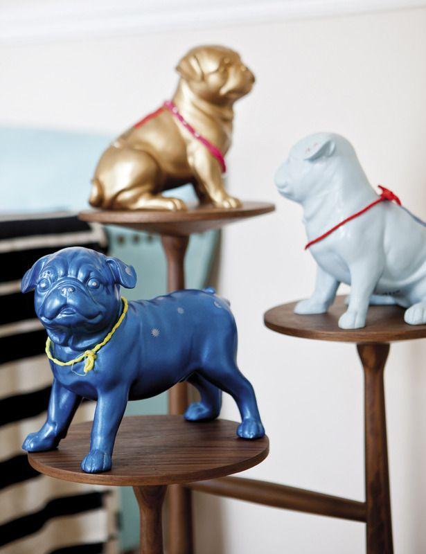 cerámica de perritos felipao